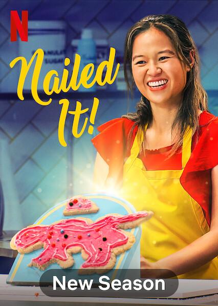 Nailed It! on Netflix USA